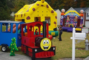 Cobb County And Atlanta Ga Inflatable Bounce House